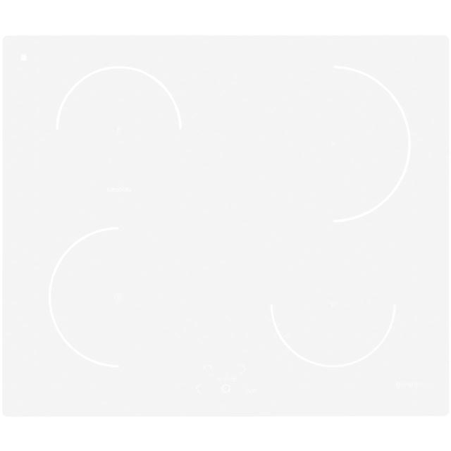 Gorenje Simplicity Collection IT612SY2W Built In Induction Hob - White - IT612SY2W_WH - 1