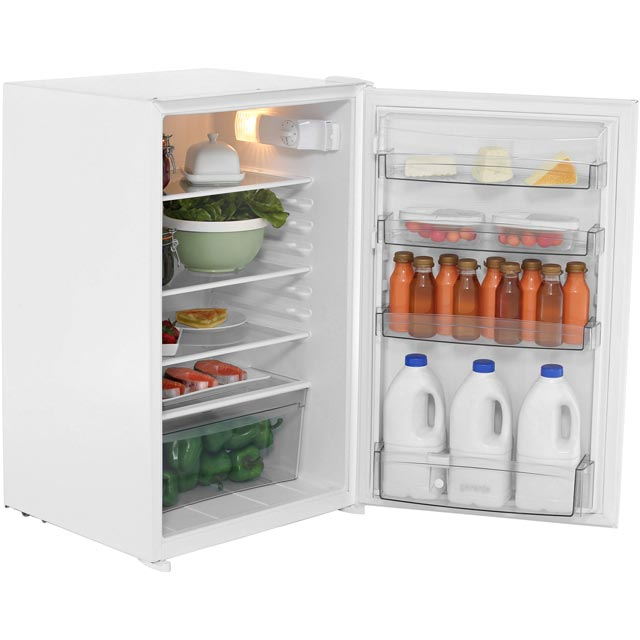 Gorenje Essential Line Integrated Larder Fridge in White
