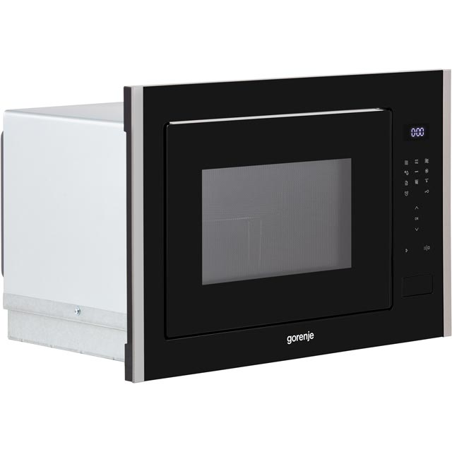 Gorenje BM251S7XG Built In Combination Microwave Oven - Black - BM251S7XG_BK - 3
