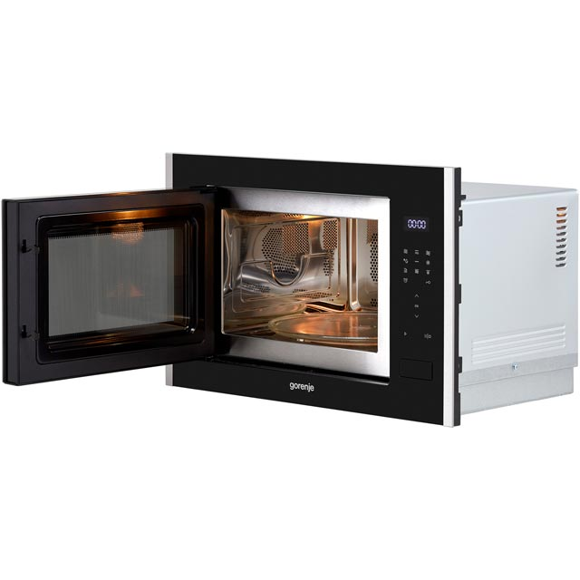 Gorenje BM251S7XG Built In Combination Microwave Oven - Black - BM251S7XG_BK - 5