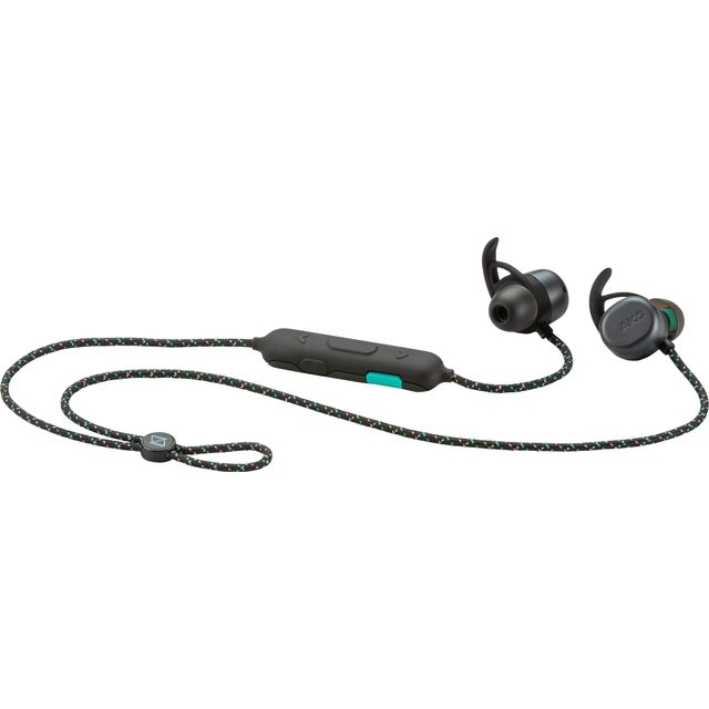 Image of AKG N200A In-Ear Water Resistant Wireless Bluetooth Sports Headphones - Black