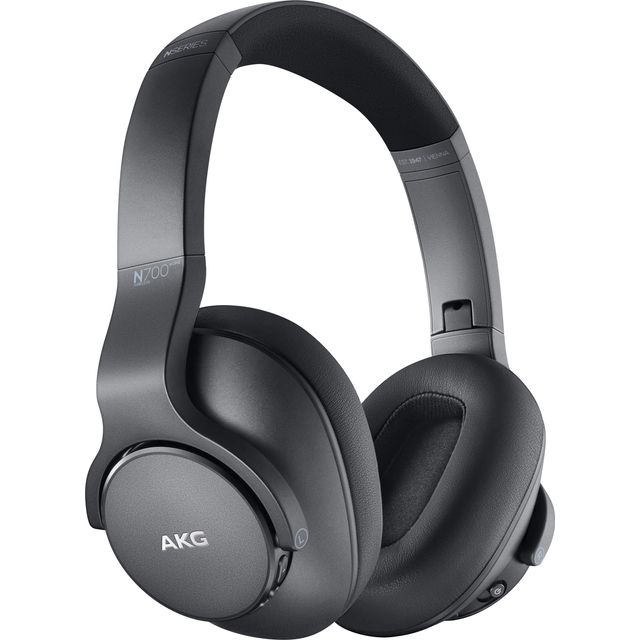 Image of AKG N700NC M2 Over-Ear Wireless Bluetooth Headphones - Black