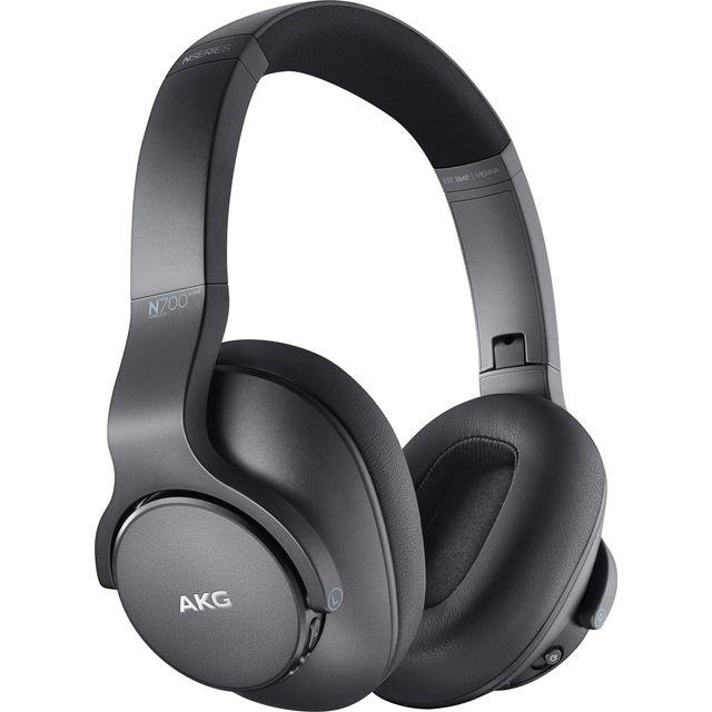 Image of AKG N700NC M2 Over-Ear Wireless Bluetooth Headphones - Black