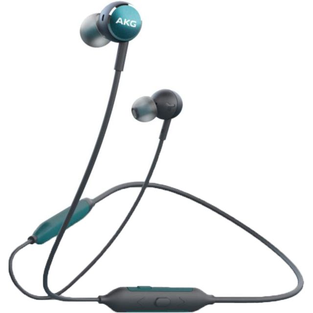 Image of AKG Y100 In-Ear Wireless Bluetooth Headphones - Green