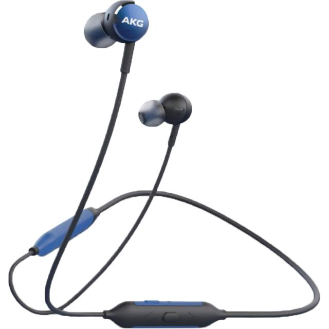 Image of AKG Y100 In-Ear Wireless Bluetooth Headphones - Blue