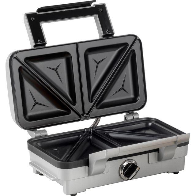 Cuisinart GRSM1U Sandwich Maker in Brushed stainless steel / silver