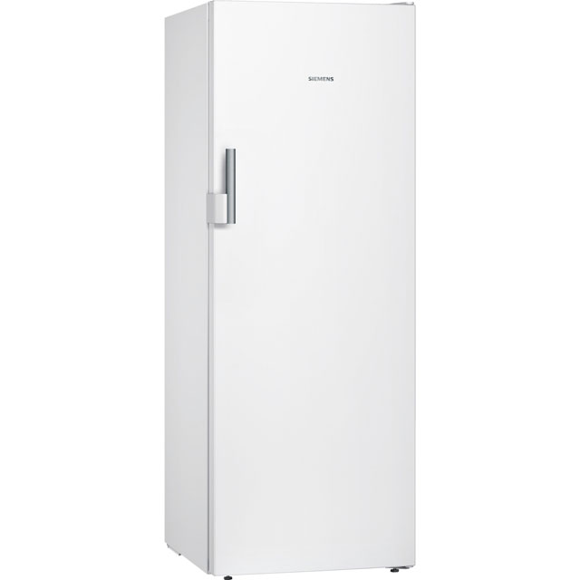 Siemens IQ-300 GS29NVW3PG Frost Free Upright Freezer - White - A++ Rated