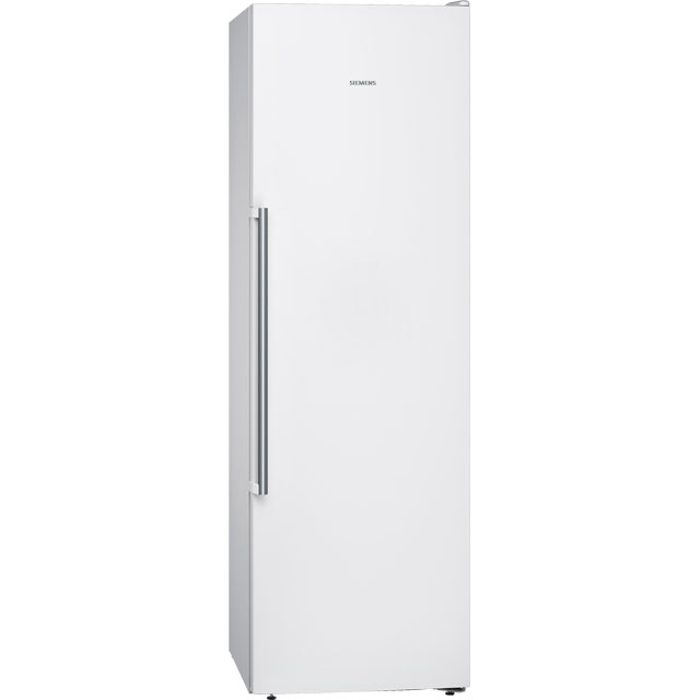 Siemens IQ-500 GS36NAW3P Frost Free Upright Freezer - White - A++ Rated - GS36NAW3P_WH - 1