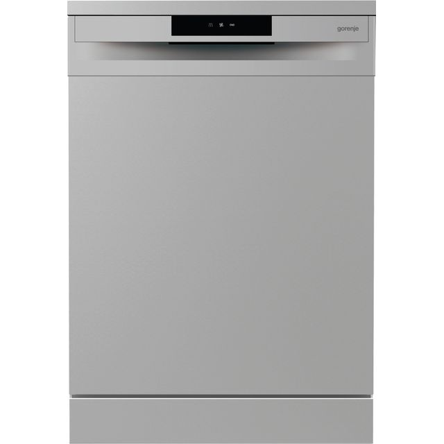 Gorenje Essential Line GS62010SUK Standard Dishwasher - Silver - A++ Rated