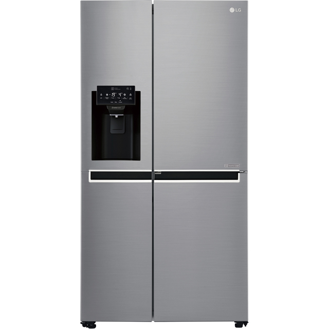 lg gsl561pzuz american fridge freezer stainless steel a rated. Black Bedroom Furniture Sets. Home Design Ideas