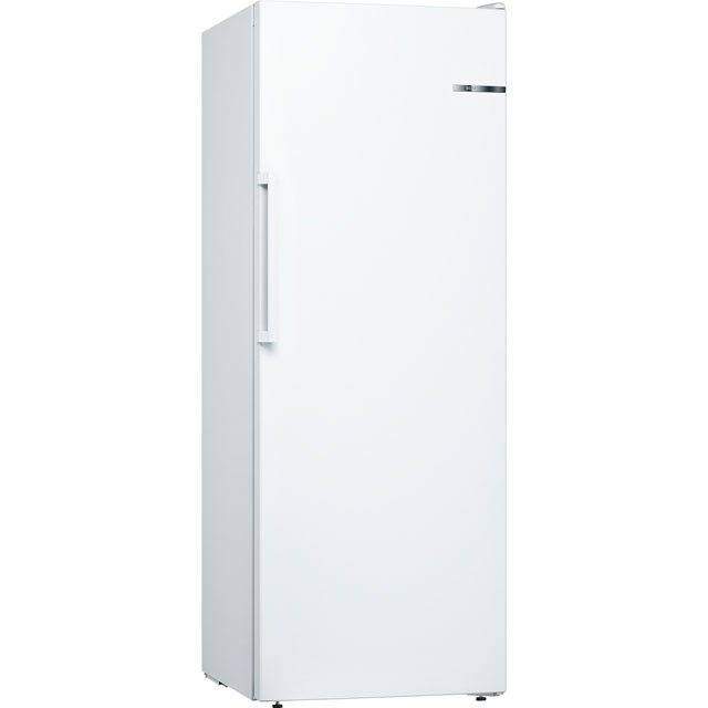 Bosch Serie 4 GSN29VW3VG Upright Freezer - White - GSN29VW3VG_WH - 1