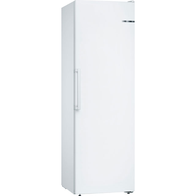 Bosch Serie 4 GSN36VW3PG Frost Free Upright Freezer - White - A++ Rated
