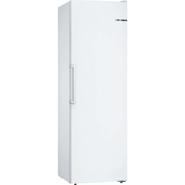 Bosch Serie 4 GSN36VW3VG Frost Free Upright Freezer - White - A++ Rated - GSN36VW3VG_WH - 1