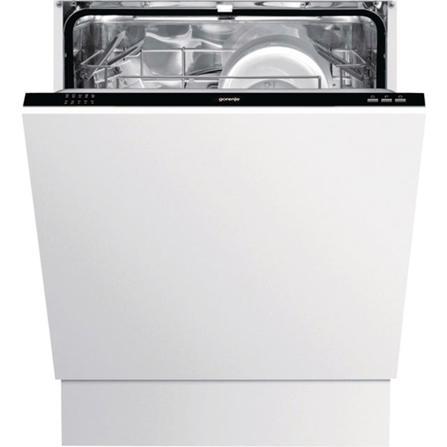 Gorenje Essential Line Integrated Dishwasher in Black