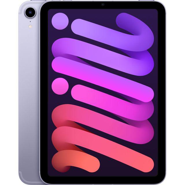 "Apple iPad Mini 8.3"" 64GB WiFi + Cellular 2021 Purple"