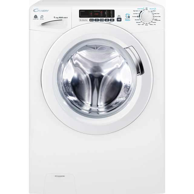 Candy Grand'O Vita GVSW496D 9Kg / 6Kg Washer Dryer with 1400 rpm - White