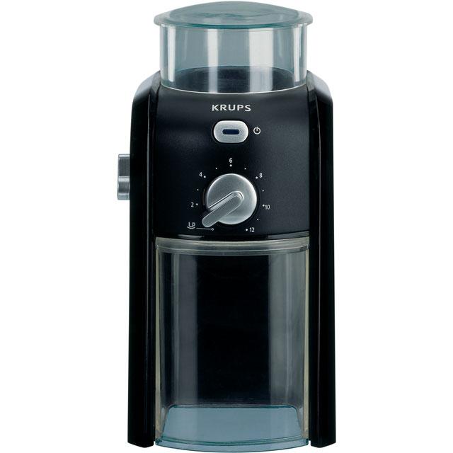 Krups GVX231 Coffee Grinder in Black / Silver