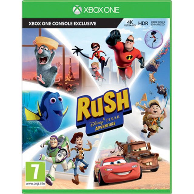 Rush: A Disney Pixar Adventure for Xbox One