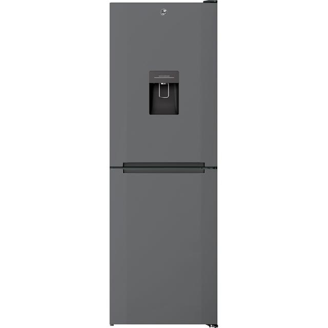 Hoover H1826MNB5XWK Fridge Freezer - Stainless Steel - H1826MNB5XWK_BK - 1