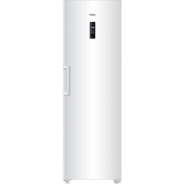 Image of Haier H2F-255WSAA Frost Free Upright Freezer - White - E Rated