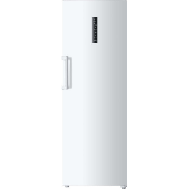 Image of Haier H3F-280WSAAU1 Frost Free Upright Freezer - White - F Rated