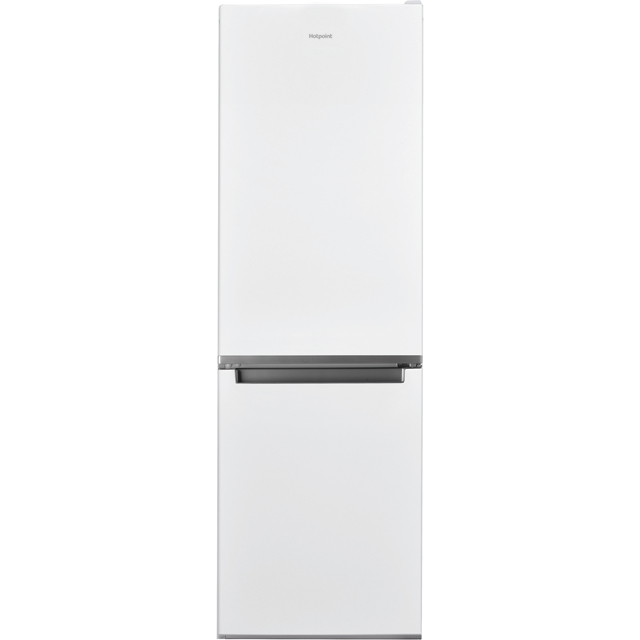 Hotpoint Day1 H3T811IW 70/30 Frost Free Fridge Freezer - White - A+ Rated - H3T811IW_WH - 1