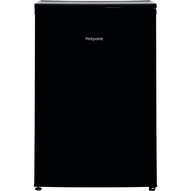 Hotpoint H55ZM1110KUK Under Counter Freezer - Black - A+ Rated - H55ZM1110KUK_BK - 1