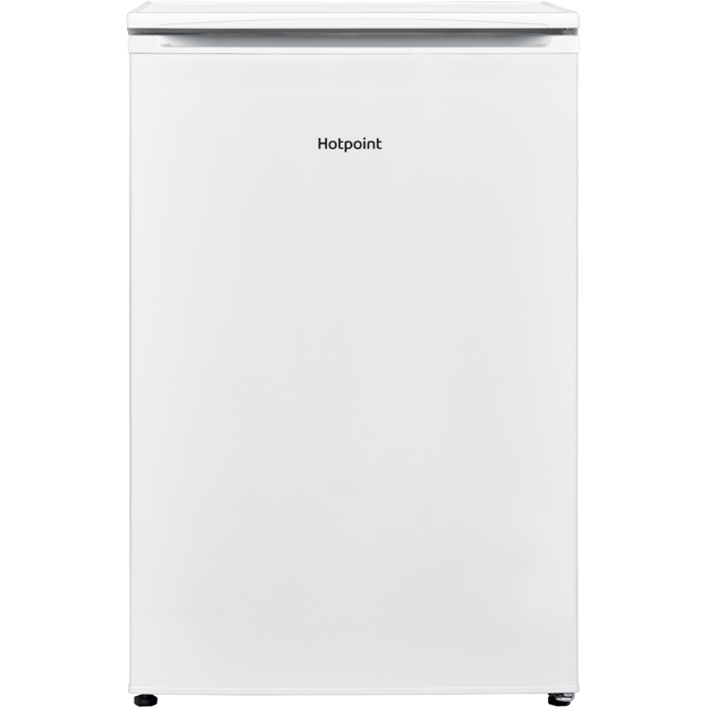 Hotpoint H55ZM1110WUK Under Counter Freezer - White - A+ Rated - H55ZM1110WUK_WH - 1