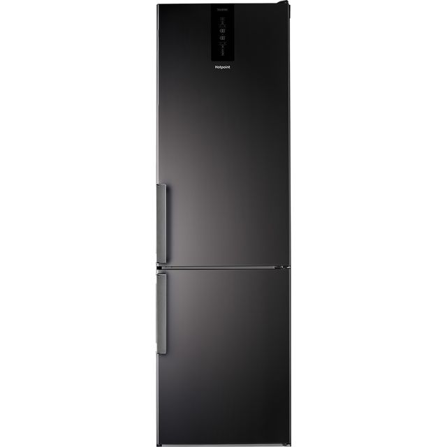 Hotpoint H7T911TKSH1 Fridge Freezer Black Steel