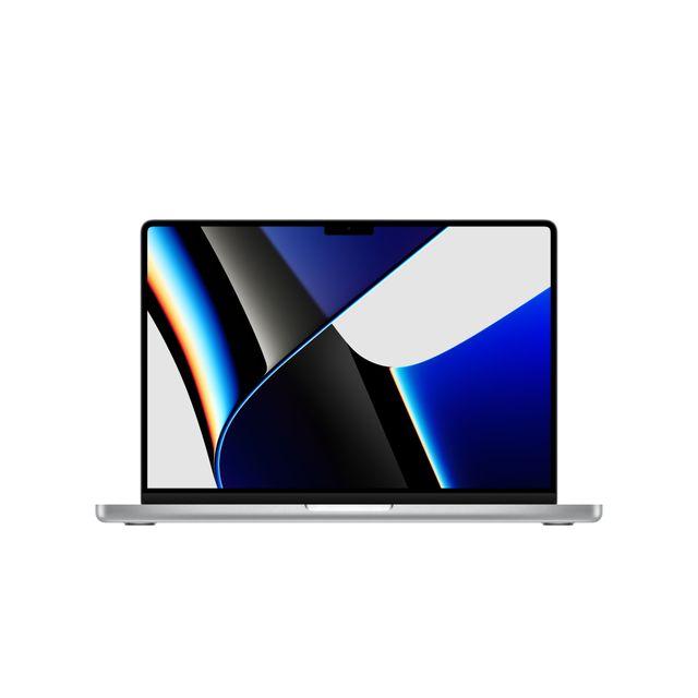 "Apple 14"" MacBook Pro, M1 Pro [2021] - 512GB SSD - Silver"