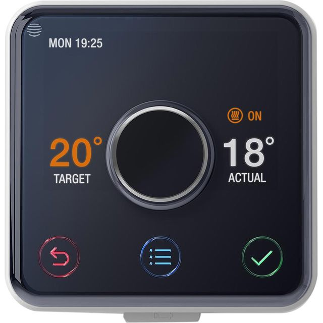 Hive Active Heating Multizone Smart Thermostat HAH2PMZ Smart Thermostat in Silver