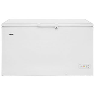 Haier BD-429RAA Chest Freezer - White - A+ Rated - BD-429RAA_WH - 1