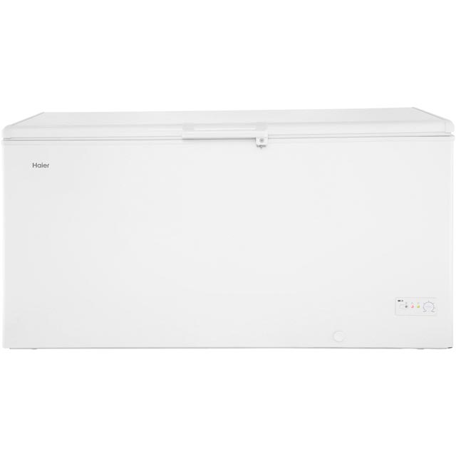 Haier BD-519RAA Free Standing Chest Freezer in White