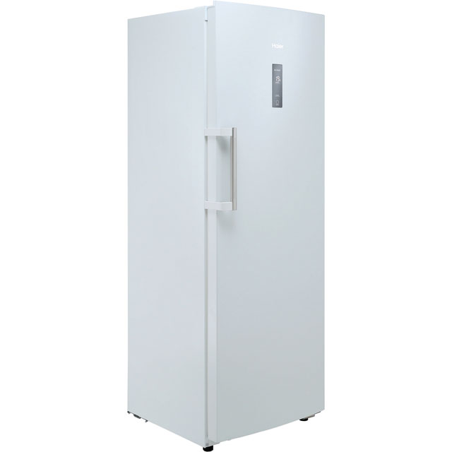 Haier H2F-220WAA Frost Free Upright Freezer - White - A+ Rated - H2F-220WAA_WH - 1