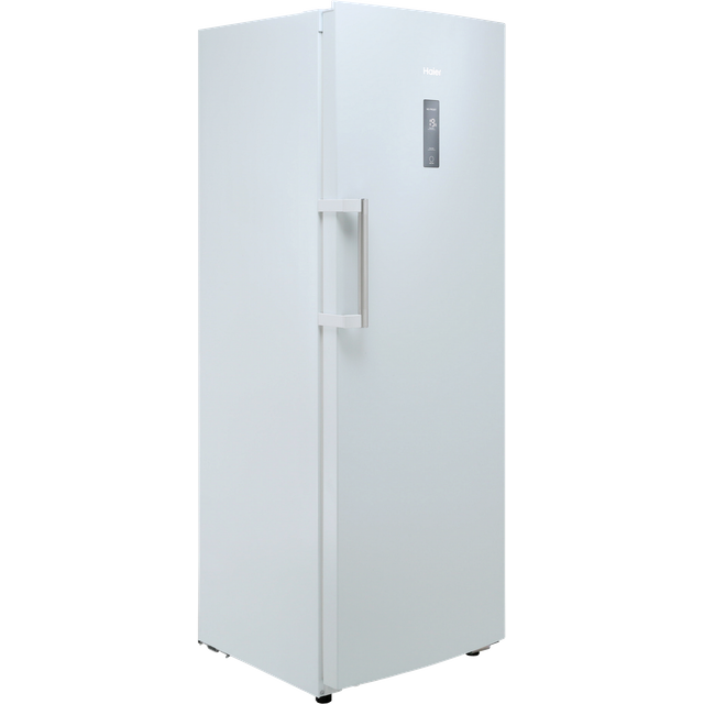 Image of Haier H2F-220WAA Frost Free Upright Freezer - White - F Rated