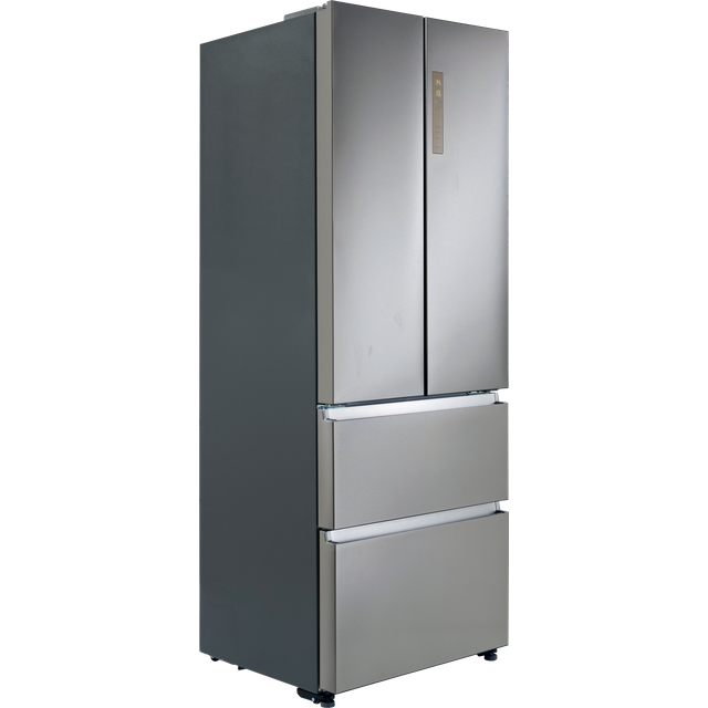 Haier HB15FPAA Fridge Freezer - Stainless Steel Effect - HB15FPAA_SI - 1