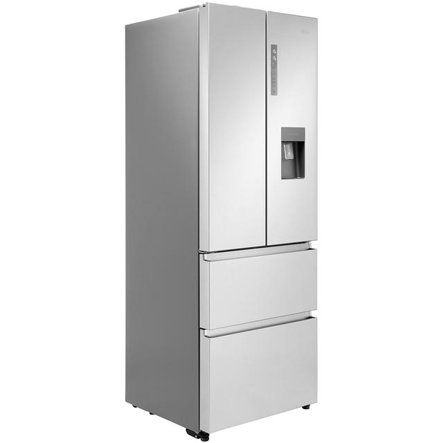 Haier HB16WMAA American Fridge Freezer - Stainless Steel Effect - HB16WMAA_SSL - 3