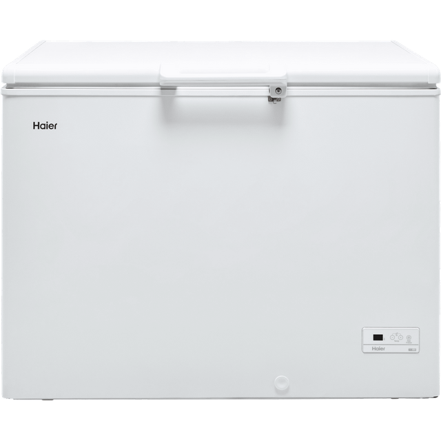 Haier HCE319F Chest Freezer - White - HCE319F_WH - 1