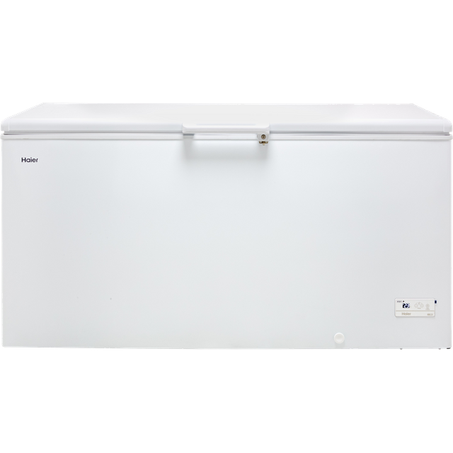 Haier HCE519R Chest Freezer - White - HCE519R_WH - 1
