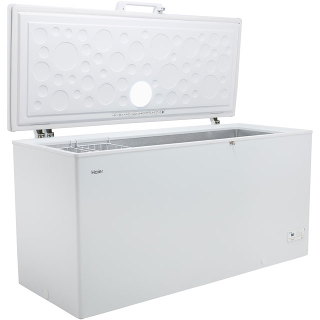 Haier HCE519R Chest Freezer - White - HCE519R_WH - 3