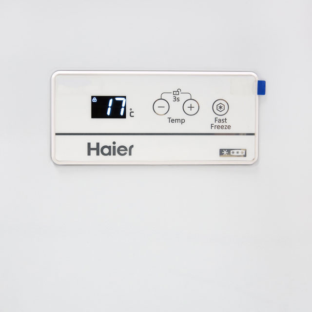 Haier HCE519R Chest Freezer - White - HCE519R_WH - 2