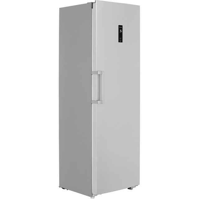 Haier Frost Free Upright Freezer - Stainless Steel Effect - A+ Rated