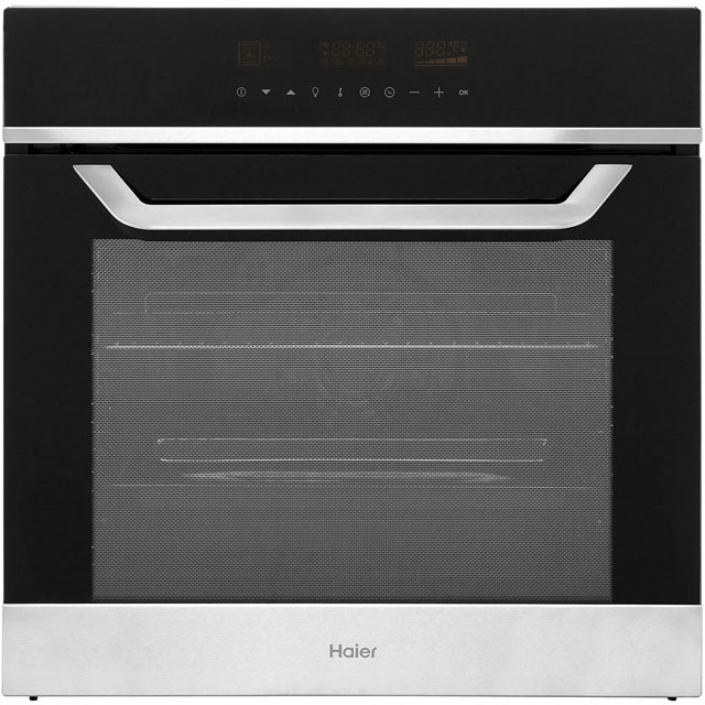 Haier Electric Single Oven - Stainless Steel - A Rated