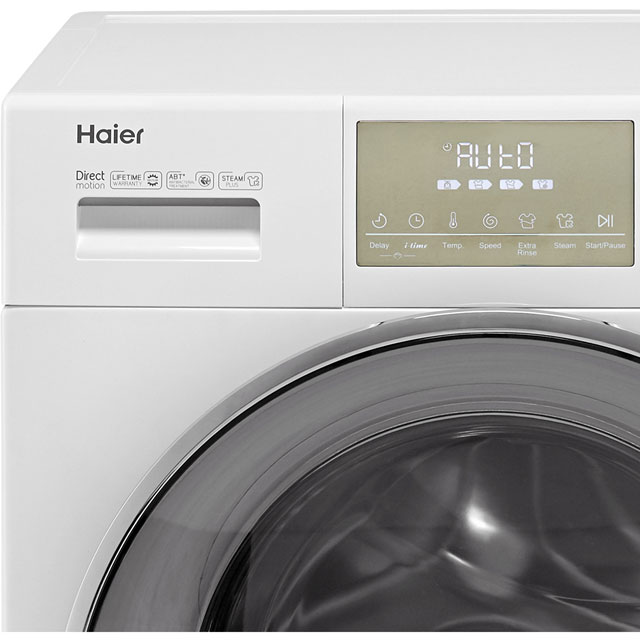 Haier HW120-B14876 12Kg Washing Machine - White - HW120-B14876_WH - 2