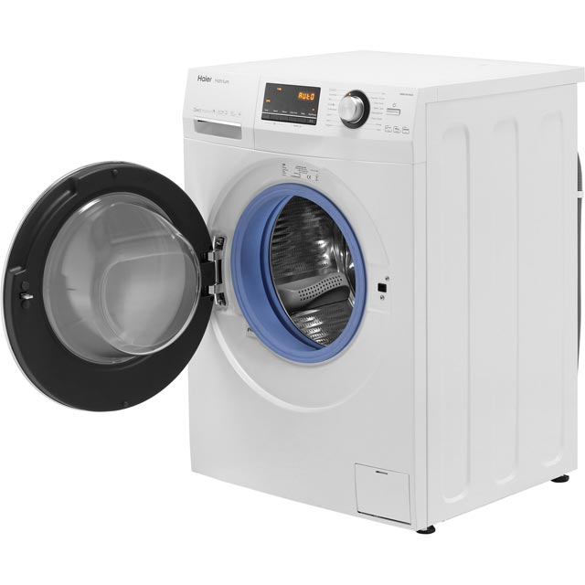 Haier Hatrium HW80-B14636 8Kg Washing Machine - White - HW80-B14636_WH - 5