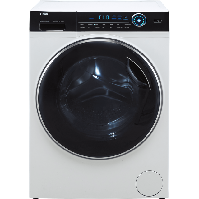 Haier HWD100-B14979 10Kg / 6Kg Washer Dryer with 1400 rpm - White - A Rated