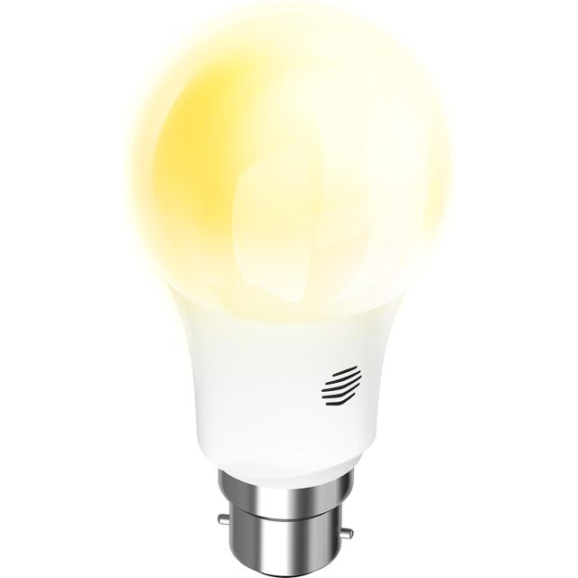 Hive Active Light 9W Warm White B22 - A+ Rated