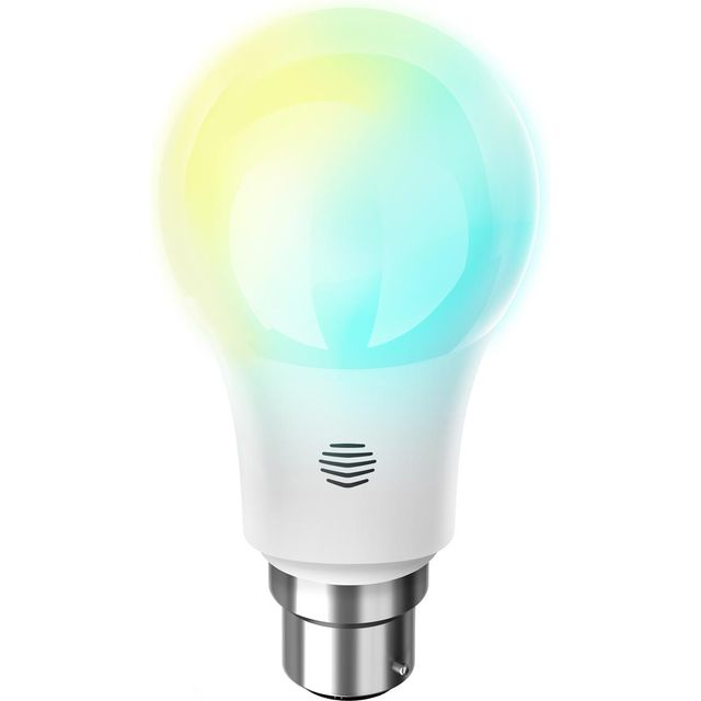 Hive Active Light (Bayonet) 9W Cool To Warm White - A+ Rated
