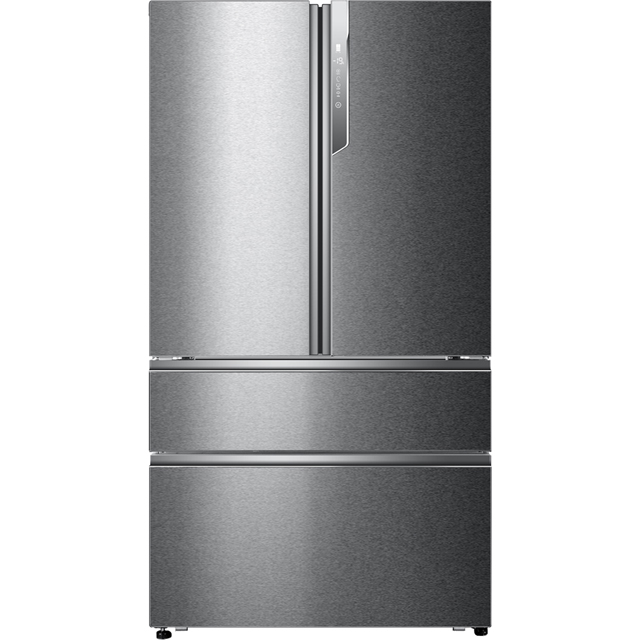 Haier HB26FSSAAA American Fridge Freezer - Stainless Steel - A++ Rated
