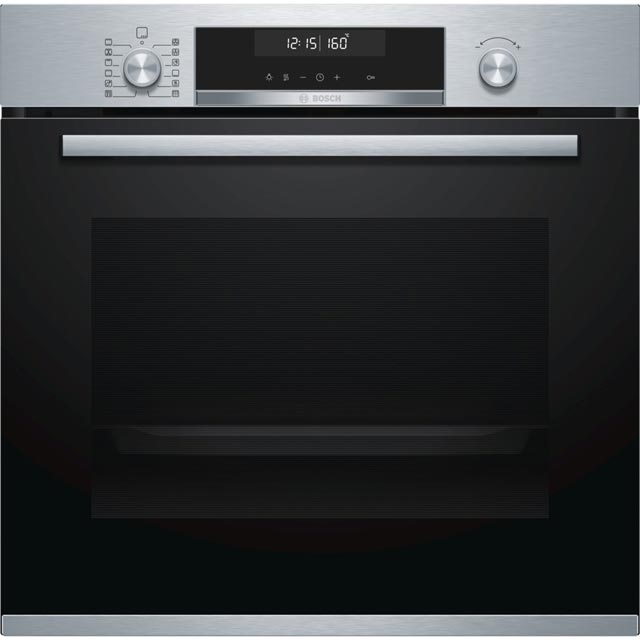 Bosch Serie 6 HBA5780S0B Built In Electric Single Oven - Stainless Steel - A Rated